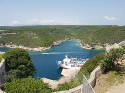 Korsyka widziana drugim aparatem :) foto: Adam Leszczyński
