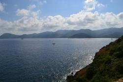 Elba – trzecia co do wielkości włoska wyspa, położona na Morzu Tyrreńskim, między Półwyspem Apenińskim a Korsyką. foto: Anna Szlósarczyk