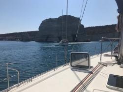 Moje wielkie greckie wakacje - rejs morski na Cykladach,foto: Marcin Krukierek