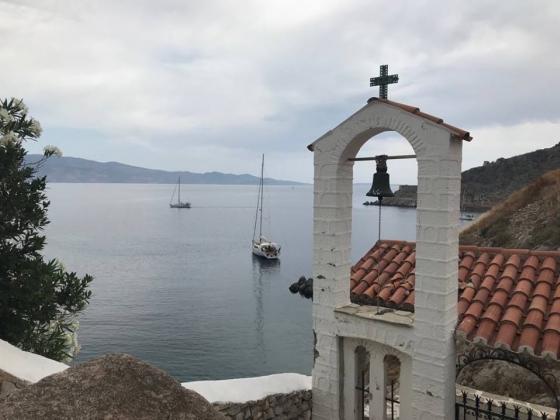 Rejs morski (Grecja, Cyklady, czerwiec 2018)