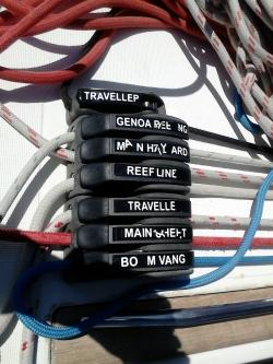 żeglowanie w Grecji,foto: załoga s/y Vegas