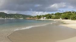 Relaksik na plaży foto: Ela