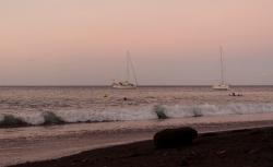 Jeszcze jeden zachód słońca,foto: Ela