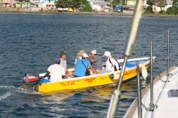 Wycieczka Indian River na Dominice foto: Kasia
