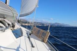 Znowu zmiana na pokładzie - rejs sylwestrowy w Chorwacji,foto: Adam Łydka