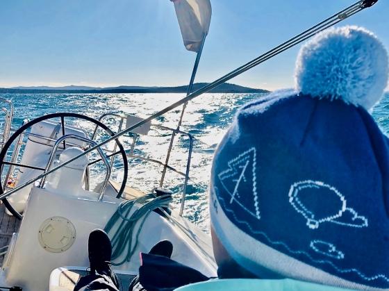 Rejs morski (Chorwacja, Sylwester 2018/2019)