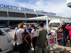 Udało się znaleźć taksówkę, teraz szybkie pakowanie przecież przygoda czeka | Charter.pl foto: Kasia Koj