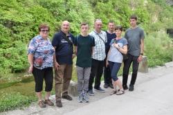Kanion Matka największa atrakcja turystyczna Macedonii | Charter.pl foto: załoga s/y George