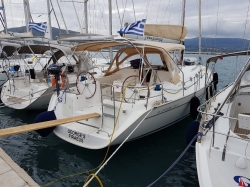 Wszystko co dobre kiedyś się kończy, żegnamy nasz dzielny jacht i ruszamy w drogę powrotną do domu | Charter.pl foto: załoga s/y George