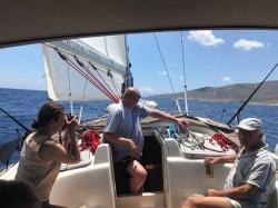 Żeglowanie w Grecji to niezapomniana przygoda | Charter.pl foto: zaloga s/y Hermes