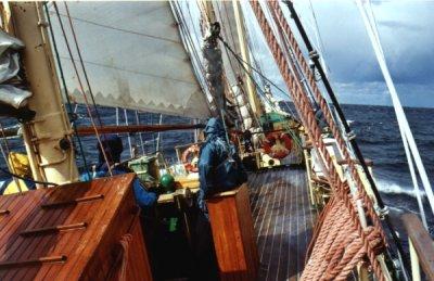 Na pokładzie foto: Peter
