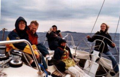 Na wodzie foto: Peter