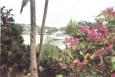 Na wyspie foto: Peter