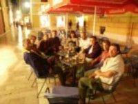 Wieczorne spotkanie na mieście foto: Rafał