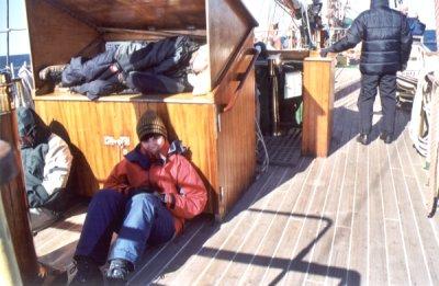 W morzu foto: Peter