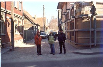 Ulice Lepijaji foto: Peter