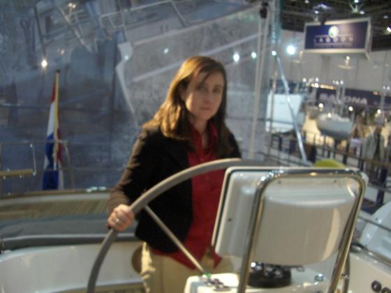 Targi żeglarskie (Dusseldorf 2007)