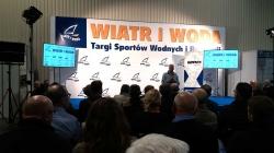 30 Targi Sportów Wodnych i Rekreacji WIATR i WODA w Warszawie