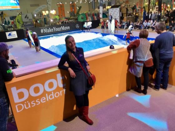 Targi żeglarskie BOOT (Dusseldorf 2020)